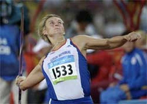 OS Atletiek: Goud en ER voor Spotakova in het speerwerpen