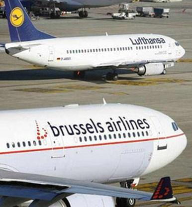 Lufthansa start overname Brussels Airlines