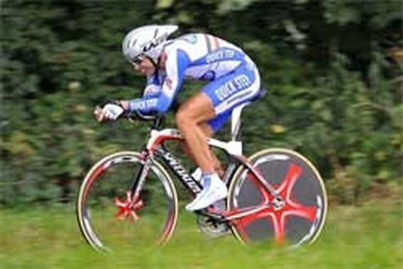 Stijn Devolder tot 2010 bij Quick.Step