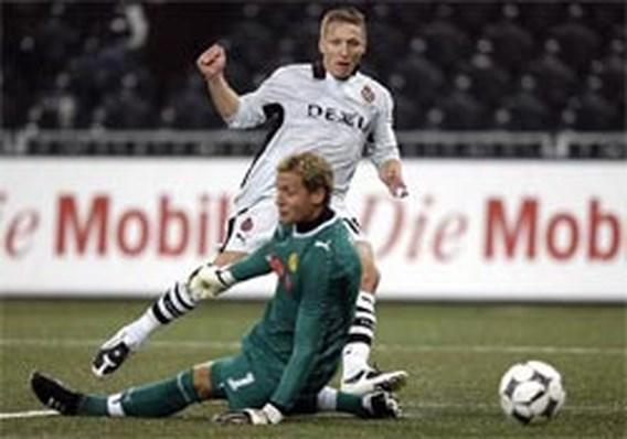 Club Brugge laat zege liggen in Bern