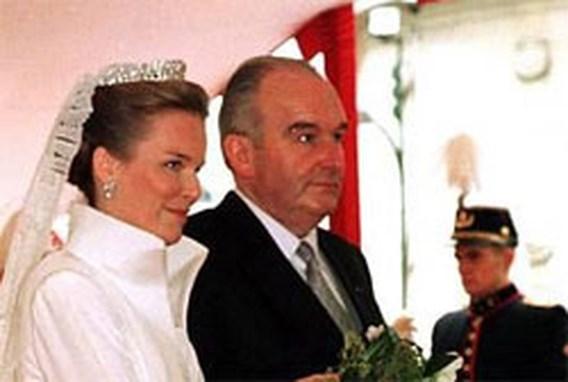 Vader prinses Mathilde overleden