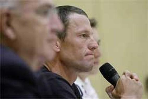 Armstrong opnieuw in het verweer