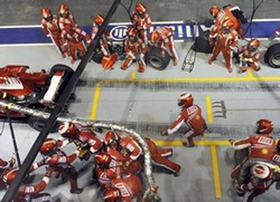 Blunders komen Ferrari duur te staan