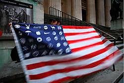 Amerika wordt slechts een van meerdere grote machten in de wereld, aldus John Gray. ap