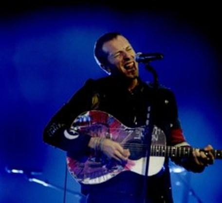 Coldplay geeft U2 het nakijken