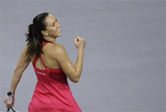Jelena Jankovic in de voetsporen van Henin