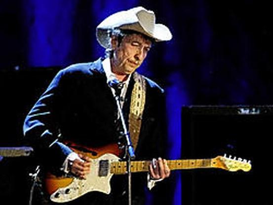 Bob Dylan op 22 april in Vorst Nationaal