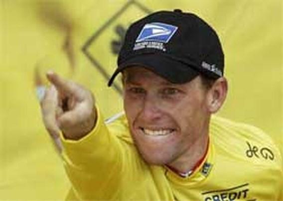 Armstrong debuteert in Ronde van Italië