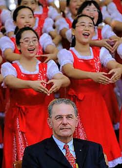 Het heeft er alle schijn van dat Jacques Rogge de Winterspelen van Vancouver 2010 en de Spelen van Londen 2012 als IOC-voorzitter zal meemaken.blg<br>