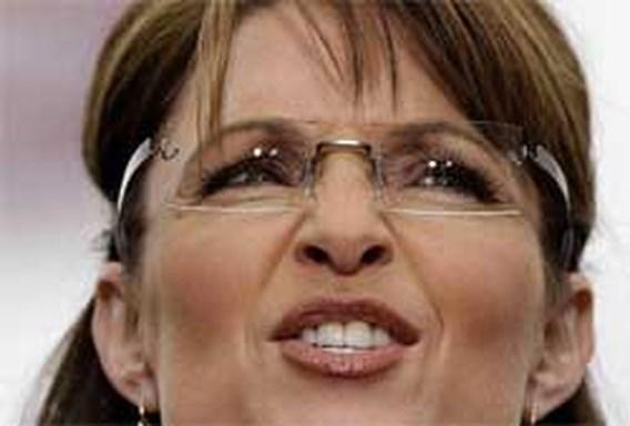 Visagiste Sarah Palin strijkt wekelijks 9.000 euro op
