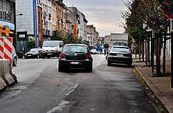 De Gaucheretwijk is momenteel niet de veiligste wijk om in te vertoeven. Herman Ricour