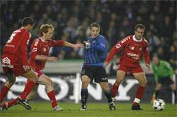 Club Brugge alleen leider
