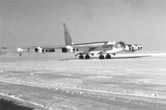 VS speelden kernbom kwijt in Groenland