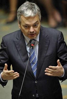 Reynders: 'Geen kandidaat-premier'