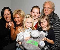 Barbara Flamand krijgt onder meer de steun van schrijver Marc De Bel en actrice Martine Jonckheere. if <br>