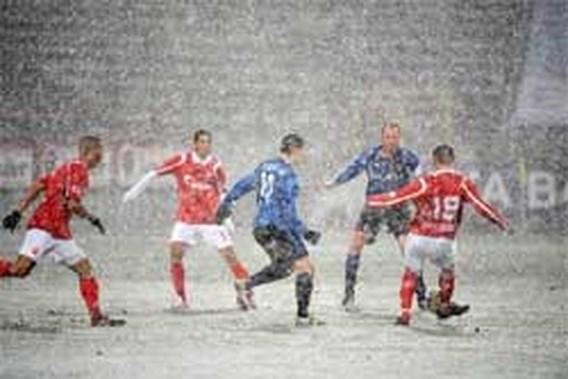 Sonck houdt Club Brugge op kop