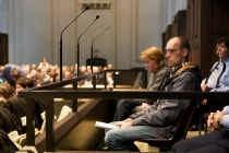Iris Phlypo (links) vroeg Peter Denolf (rechts) om Josse Gillis te vermoorden, uit wraak omdat die haar verlaten had.