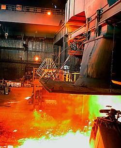 ArcelorMittal heeft sinds begin oktober de prognoses 'elke week in negatieve zin moeten bijstellen'.fvv