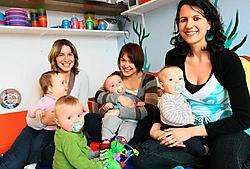 Volgende maand ontvangt het team van Toverland twintig kindjes. 'Het absolute maximum', glundert Kim Aertgeerts. Eddy Van Ranst
