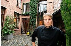 Lode Ryckaert: 'Een ster zou ons leven - en dat van de klanten - grondig veranderen.'fvv