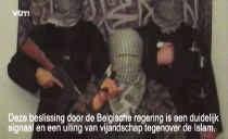 De terreurdreiging inspireerde onder meer fans van Eddy Wally en Club Brugge. Ook een fulminerende volksmens uit de Antwerpse Seefhoek werd uit het archief opgediept.