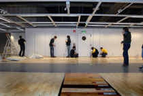 Oudste Ikea van het land gaat dicht: personeel neemt fuivend afscheid