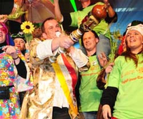 Jurgen Cooman is Aalsterse Prins Carnaval
