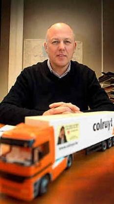Luc Rogge: 'We zijn altijd op zoek naar beenhouwers, informatici en allerlei technische functies'.Yvan De Saedeleer<br>