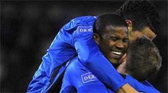 Twee assists van Zuid-Afrikaan bevrijden Club Brugge