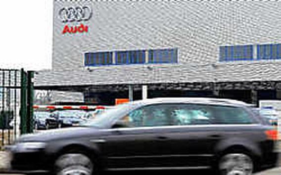 Vast contract voor 195 tijdelijken bij Audi Brussels