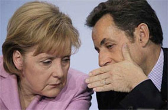 Sarkozy en Merkel tegen Turkse toetreding EU