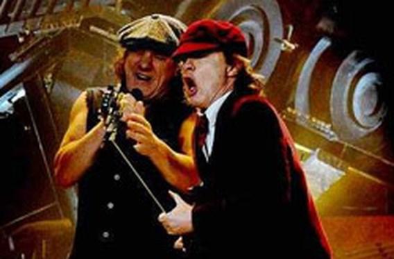 Nieuw live-album voor AC/DC in april