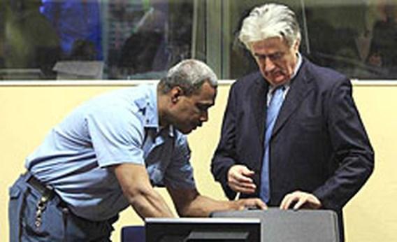 Tribunaal mag Karadzic wel berechten