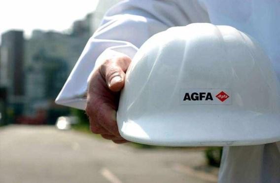 Agfa gaat verder reorganiseren