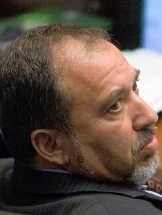 Avigdor Lieberman.afp