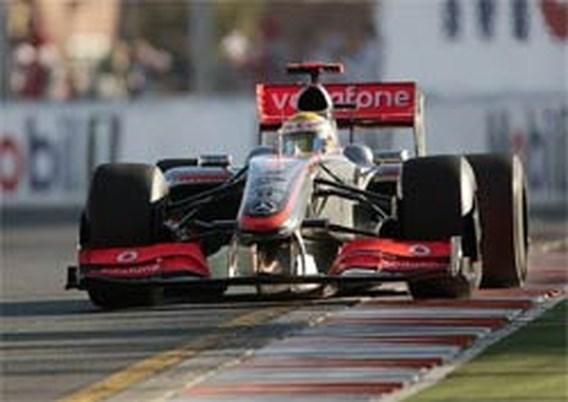 McLaren krijgt lichte straf voor misleiding