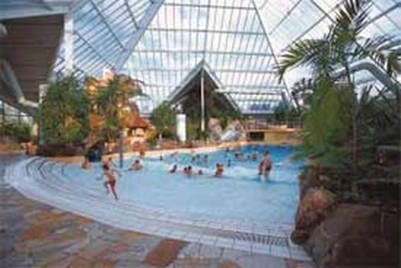 Zwembad Sunparks Mol ontruimd na ontploffing