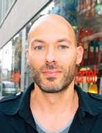 Geert Meyers, één van de initiatiefnemers: 'Een aantal handelaars en winkeleigenaars is alvast enthousiast en bereid om mee te stappen in het project.'vjb