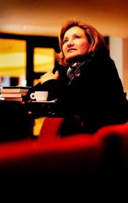 De Arabisch-Amerikaanse schrijfster Nonie Darwish: 'Ja, ik word bedreigd.'Ivan Put