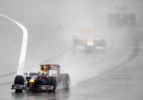 Sebastian Vettel wint Grote Prijs China