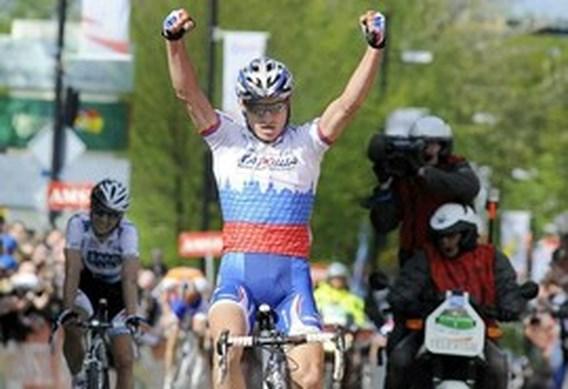Ivanov wint op de Cauberg