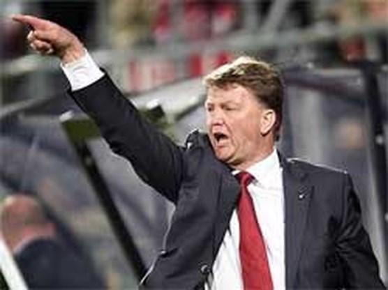 Van Gaal: 'Ik pas bij Bayern München'