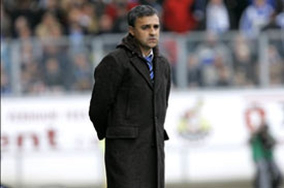 Emilio Ferrera tot juni coach van Lokeren