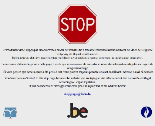 'Grote Belgische firewall' blokkeert omstreden anti-pedofielensites