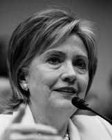 Hillary Clinton.afp