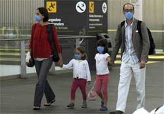 Europese ministers bespreken Mexicaanse griep