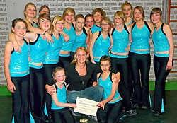'Dance for life' won het Belgisch kampioenschap voor groepen van 8 tot 14jaar. John De Vlieger