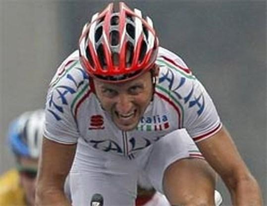 Davide Rebellin geschorst door CONI