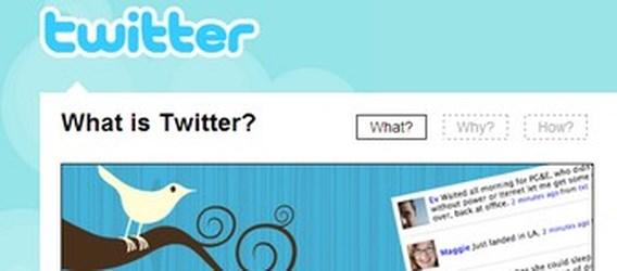 Twitter vooral gebruikt voor 'zinloos gebabbel'