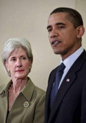 Kathleen Sebelius is nieuwe VS-minister van Volksgezondheid